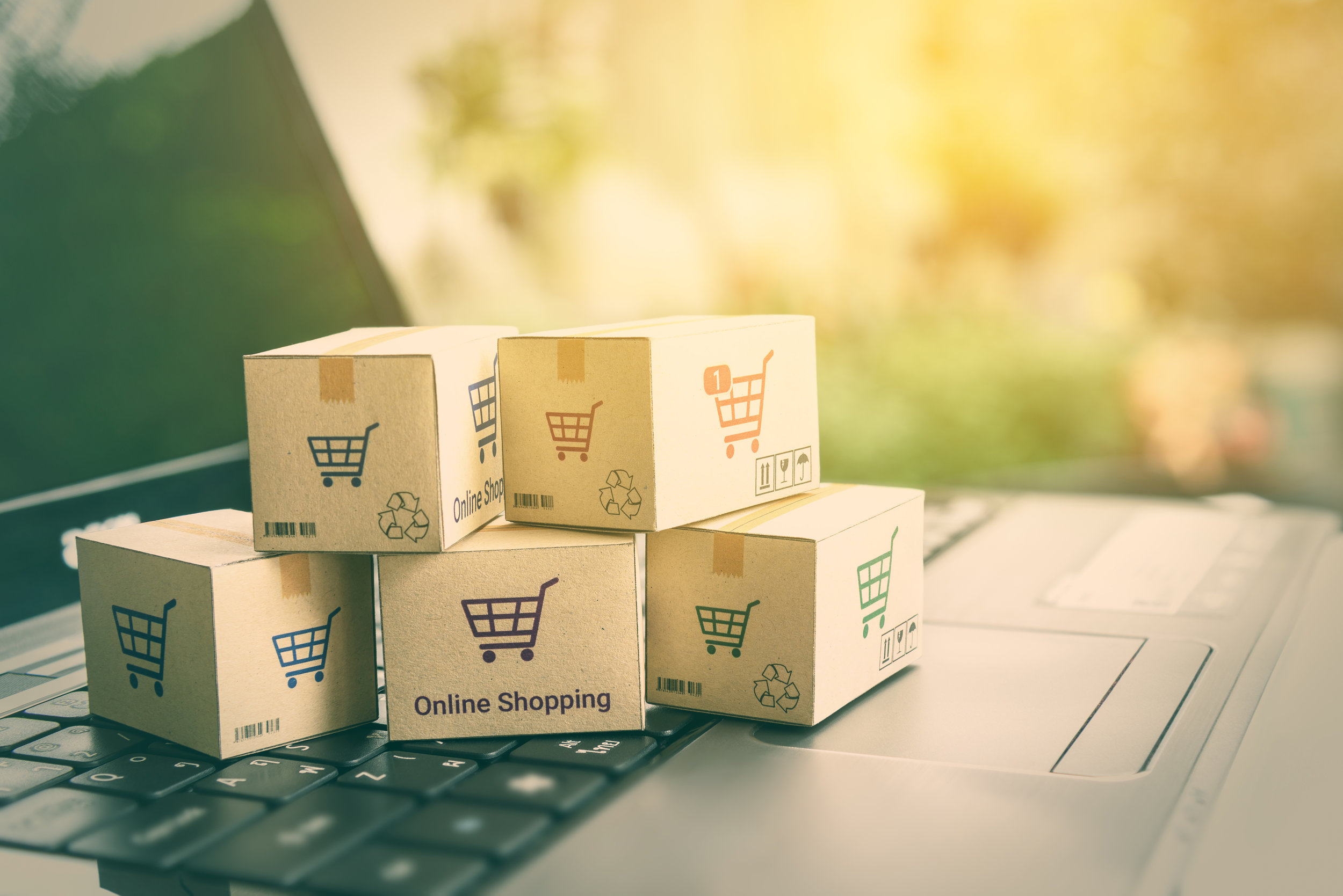 e-commerce supply chain management