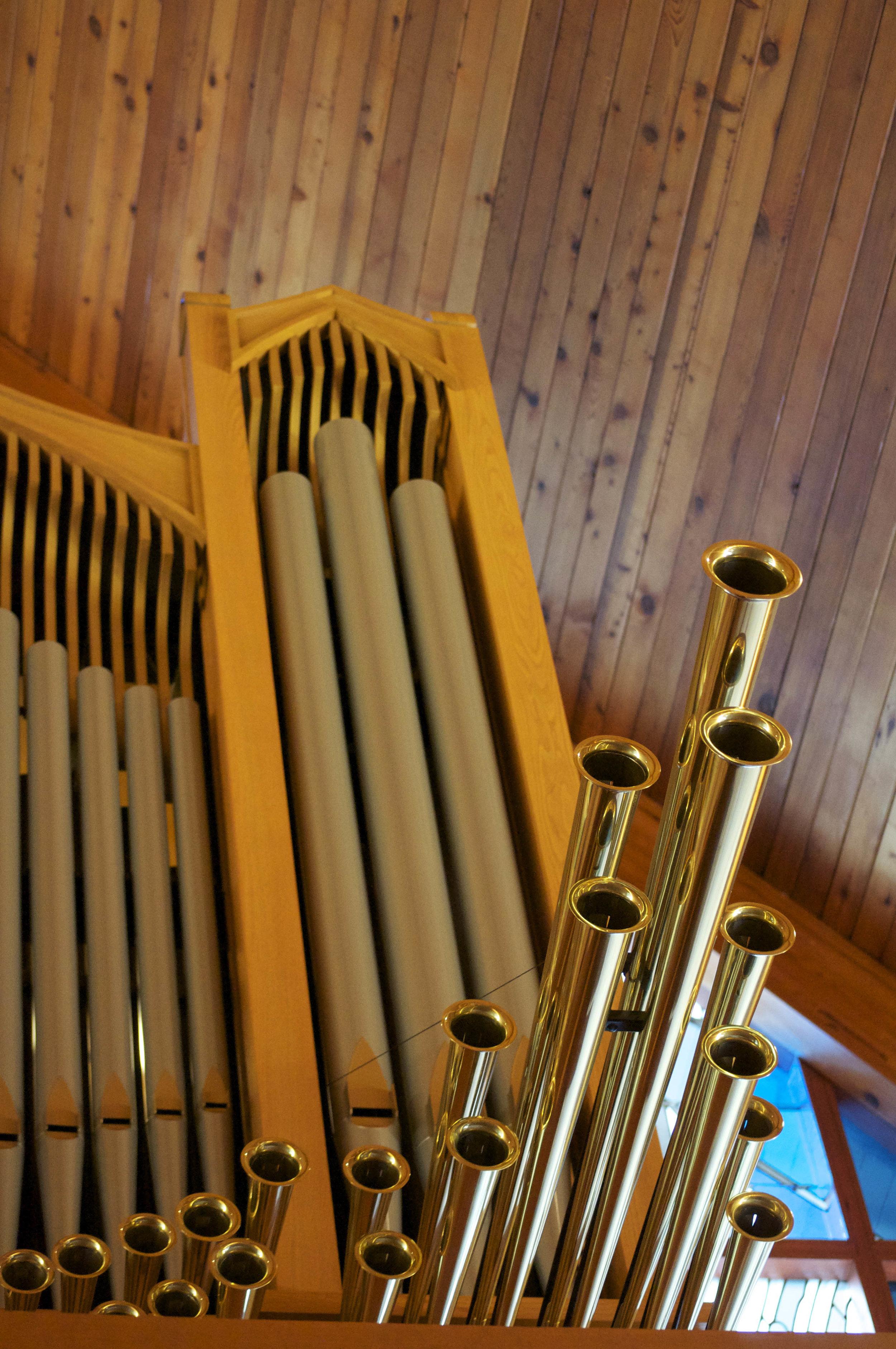 Antiphonal Organ