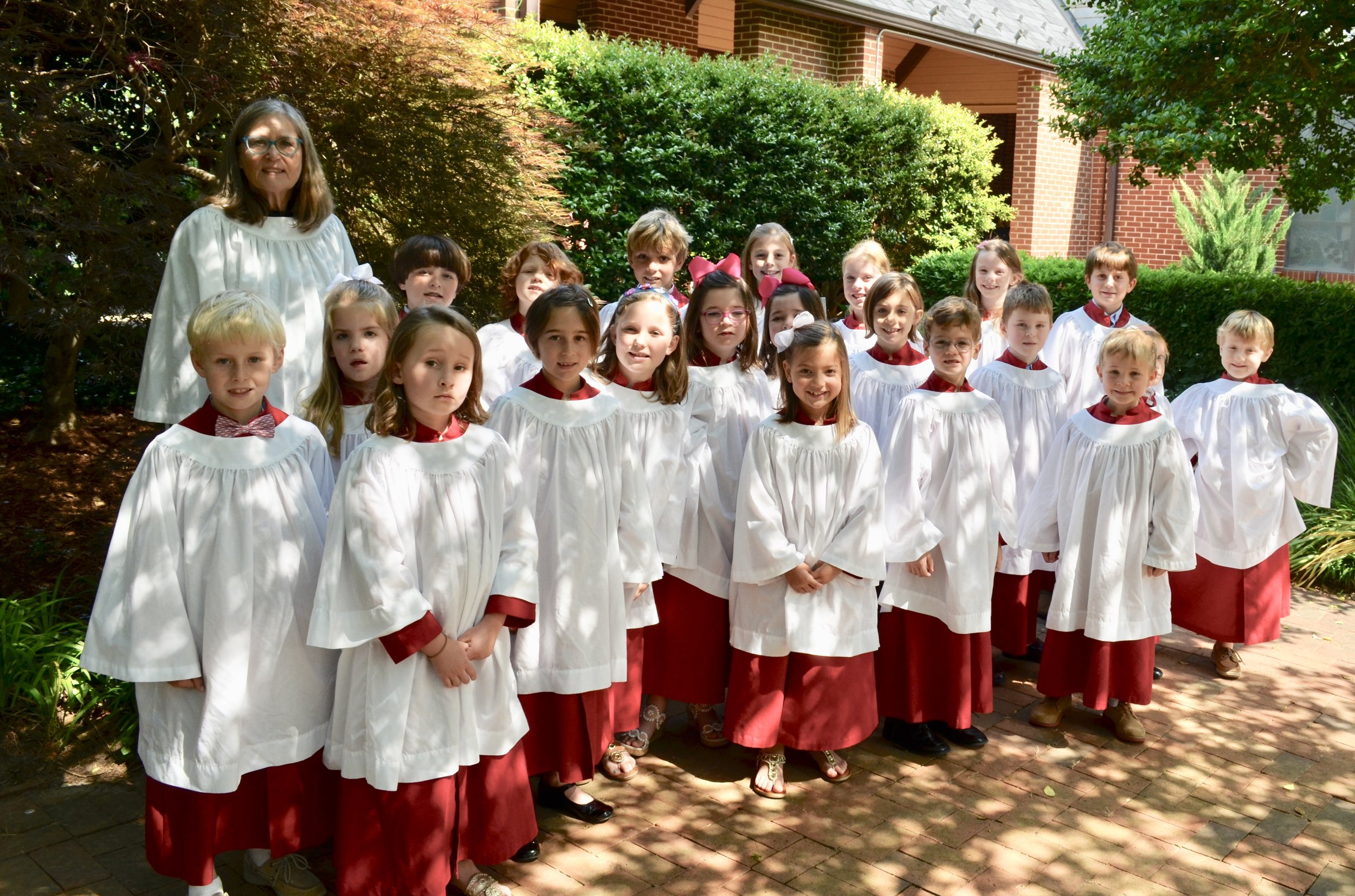 Beckwith Choir for Boys and Girls