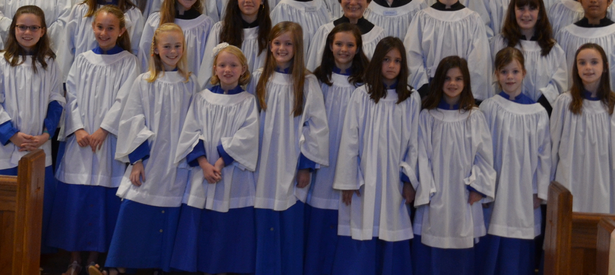 Canterbury Girls Choir at St. Michael's Episcopal Church, Raleigh