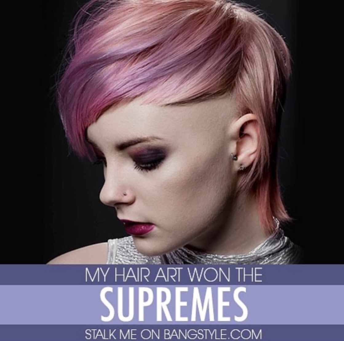 WE WON The Bangstyle Supreme award for one of our incredible images this year.   Colour: Bethan Barber (Colour Director VHS)  Cut: Sam Carpenter (Creative Director VHS)
