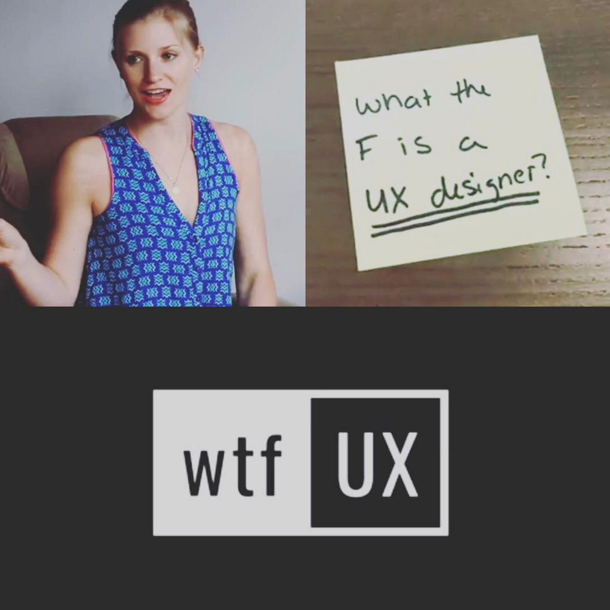 Involvement with the UX Community   I have a wide breadth of knowledge, and I want to share it! I write articles, speak at conferences, mentor students and make  goofy videos about UX design . Check it out!