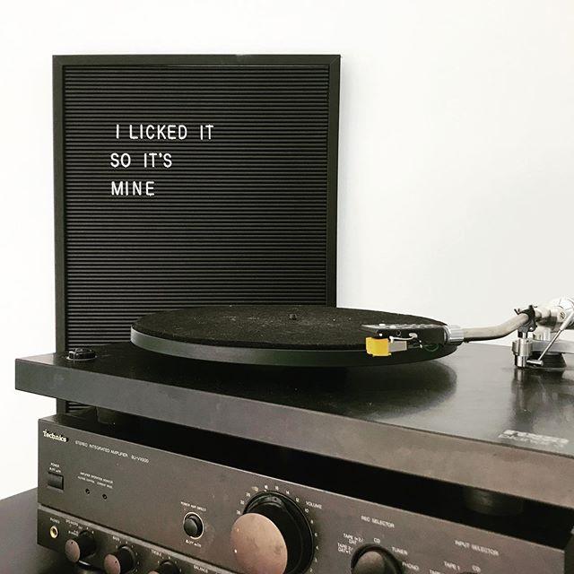 Tune. #musictoworkto #lickit
