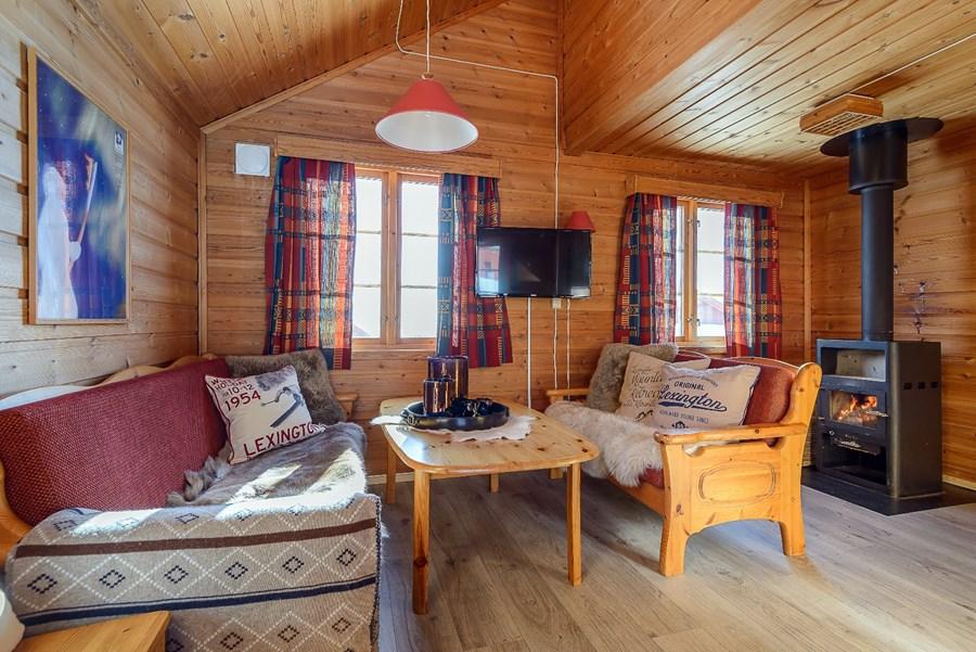 Fjellstue Lillehammer 1 Bedroom Cabin + Loft