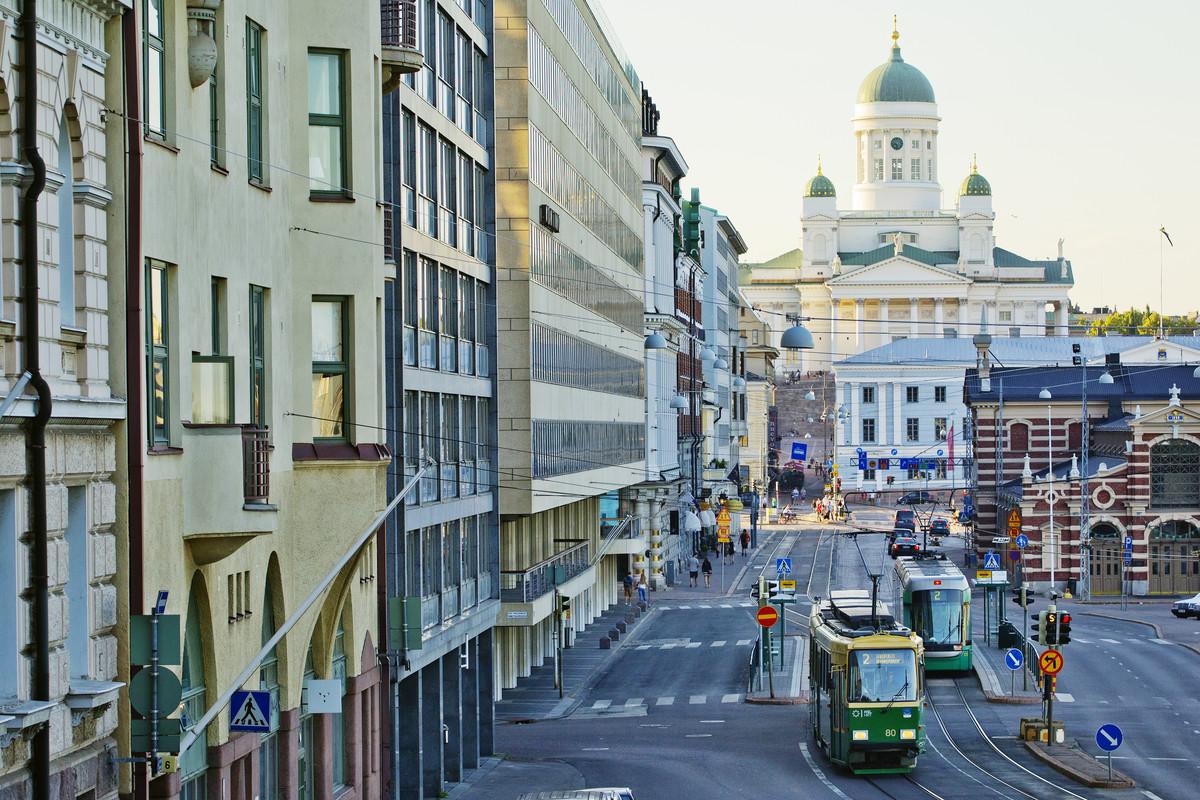 Photo from  City of Helsinki