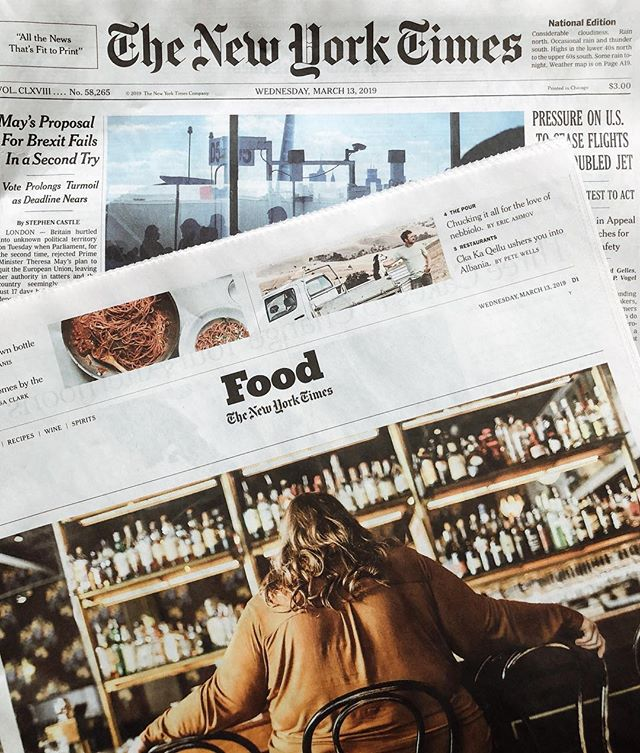 "We're thrilled to see @cheryldurst, Executive Vice President and CEO of @iida_hq, taking part in the discussion in a @NYTimes piece -- ""The Invisible Diner"" -- which covers inclusion and accommodation of all body types in restaurant design. Cheryl states, ""We are in a great cultural moment where people are talking about equity and inclusion, and size falls into that."" Visit the link in our bio to read the full piece! #JCclientlove"