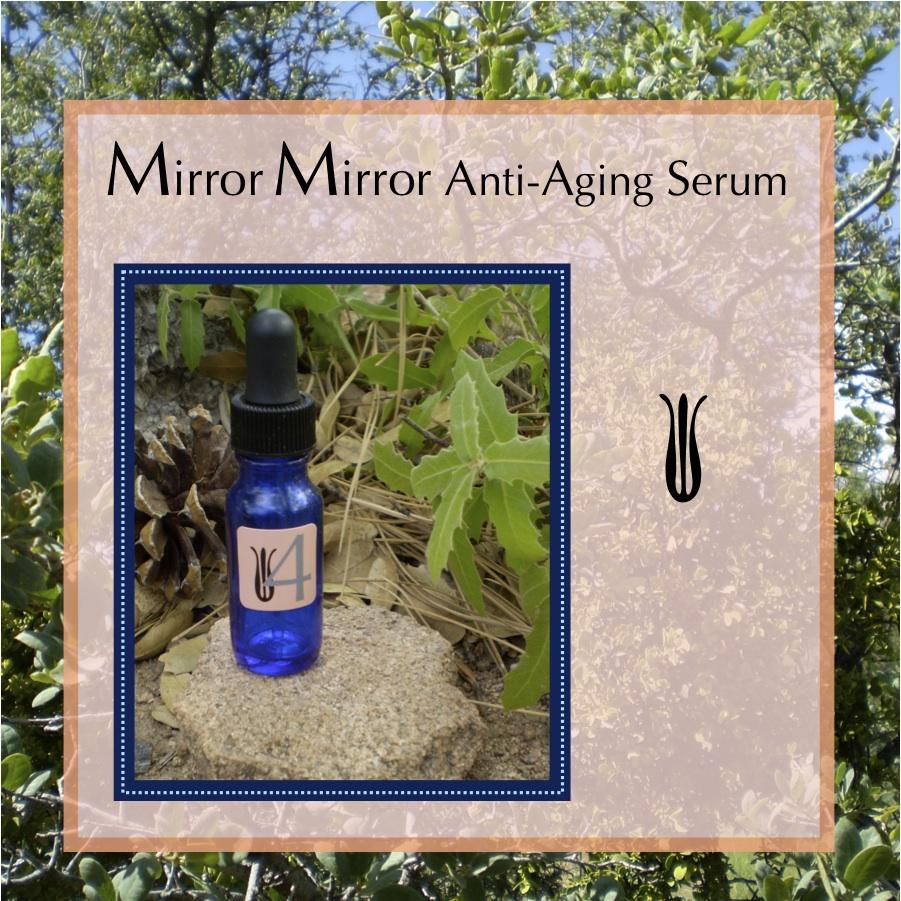 4. Mirror Mirror Rejuvenating Oil   Grapeseed Oil, Rosehip Seed Oil, Evening Primrose Oil