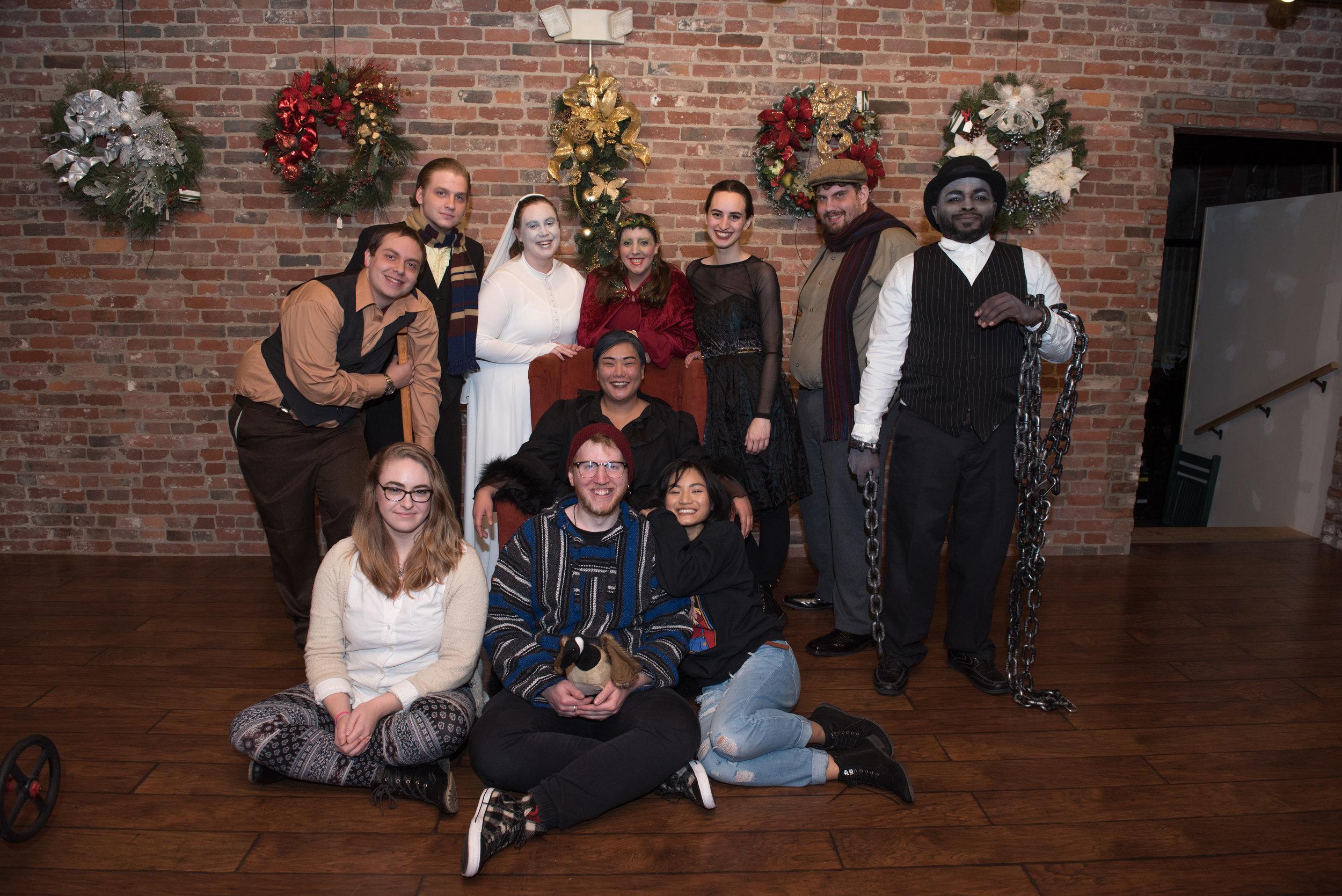 A Christmas Carol - Dec. 9th-10th & 14th-17th 2017