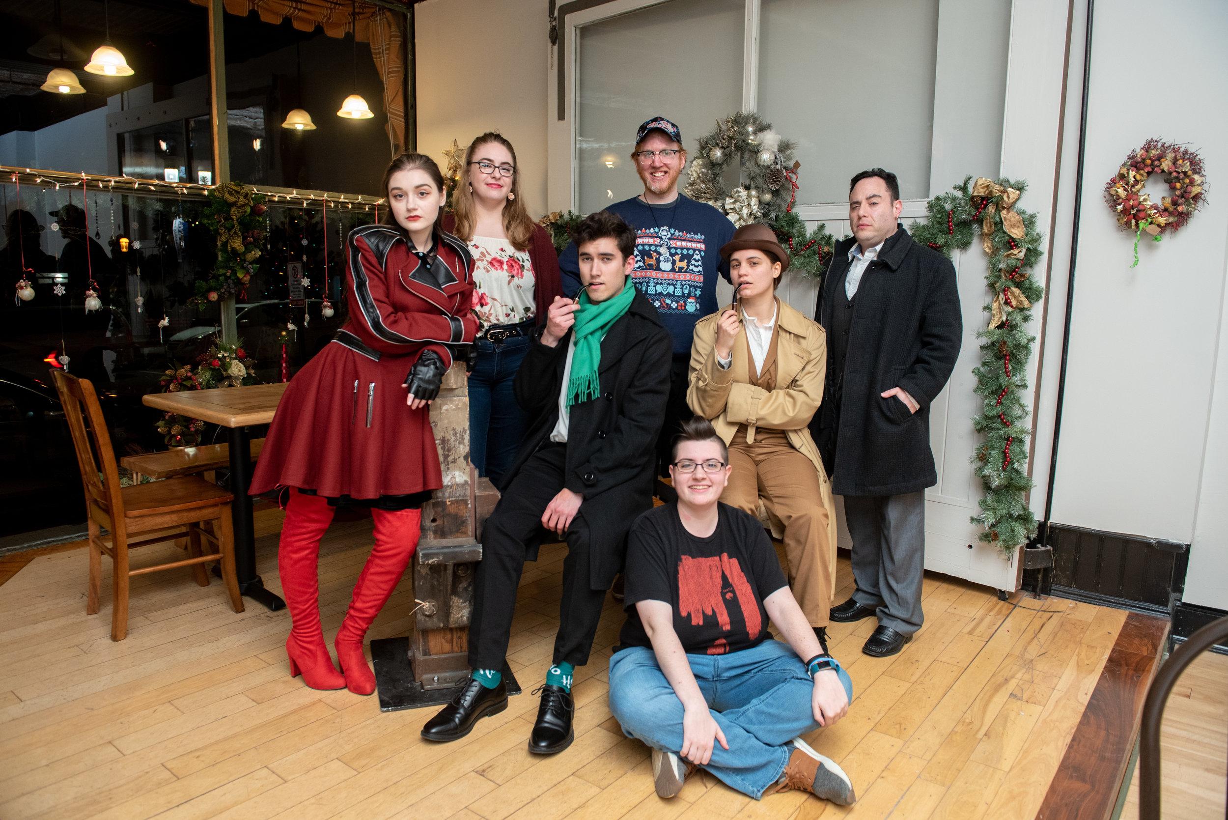 Sherlock Holmes: The Final Problem - December 6th-9th 2018