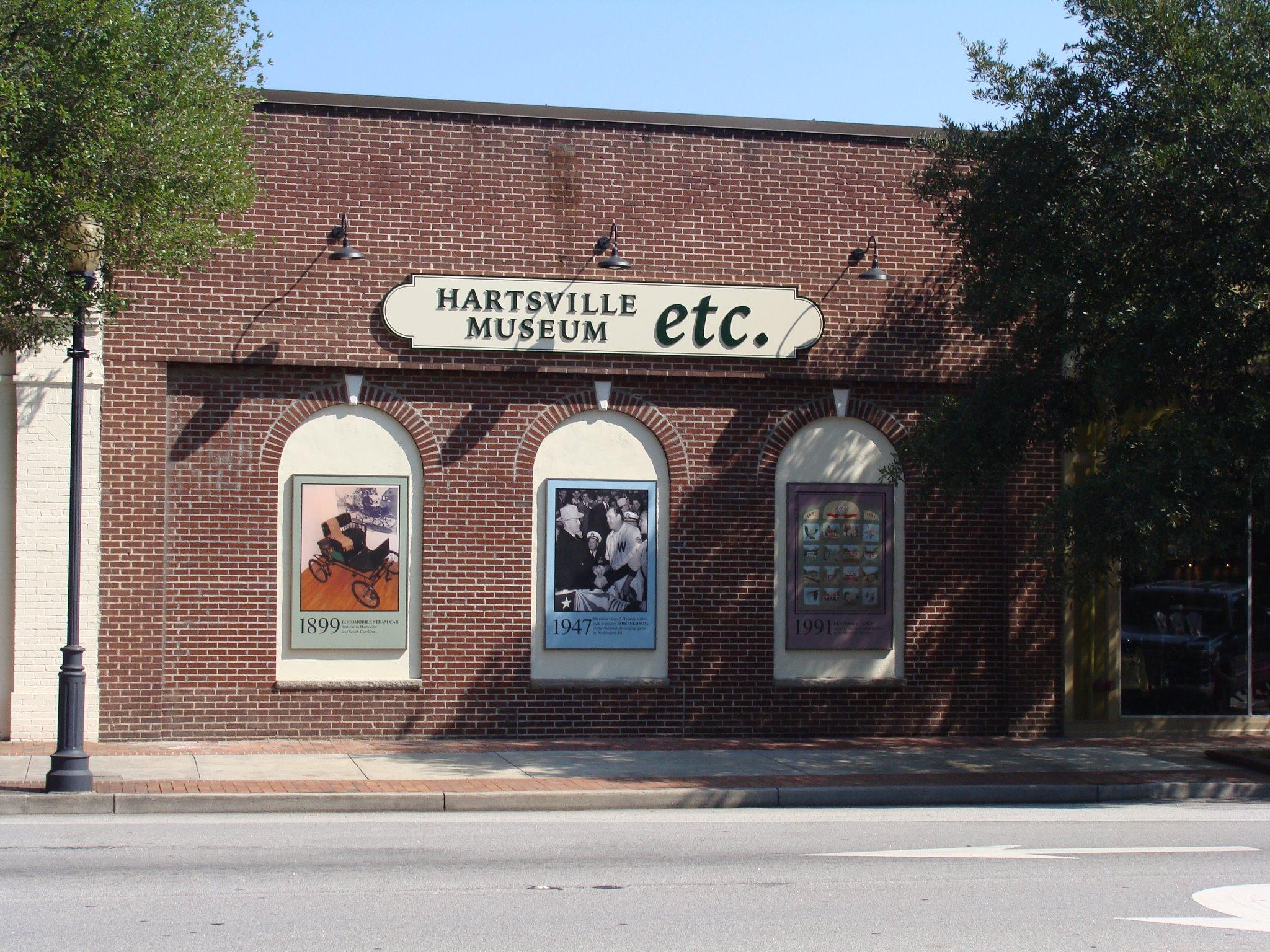 Hartsville Museum Etc.