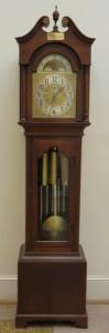Herschede clock.