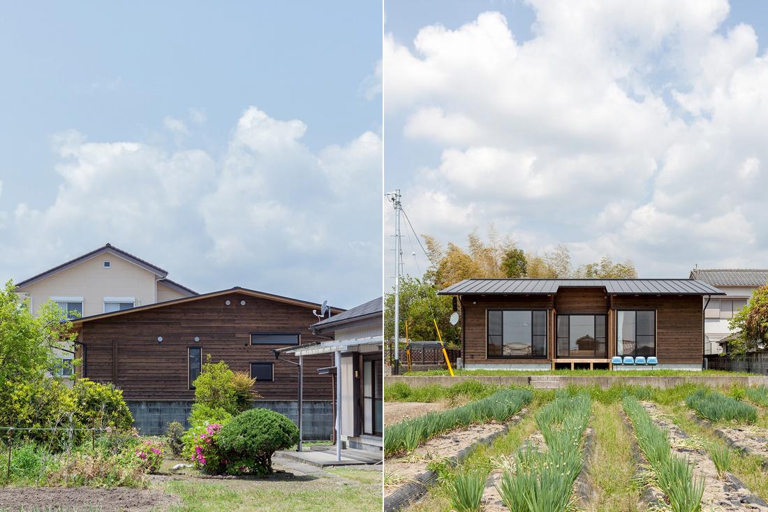 ねぎ畑の見える家(ASJ)