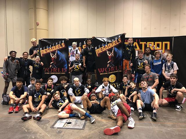 TK boys took care of business today. Varsity team went 5-0 securing 1st place. Elite went 4-1 securing 2nd. What an awesome group of boys. This is what we are about.  Wrestlers coning together , wrestling , having fun and meeting new friends.  The energy they brought today was amazing. Love all you guys and I really enjoyed the hard work and heat you brought today.  Hanging the pics and banners on the TK wall and look forward to having you guys wrestle with us again this year..😁👍💪.