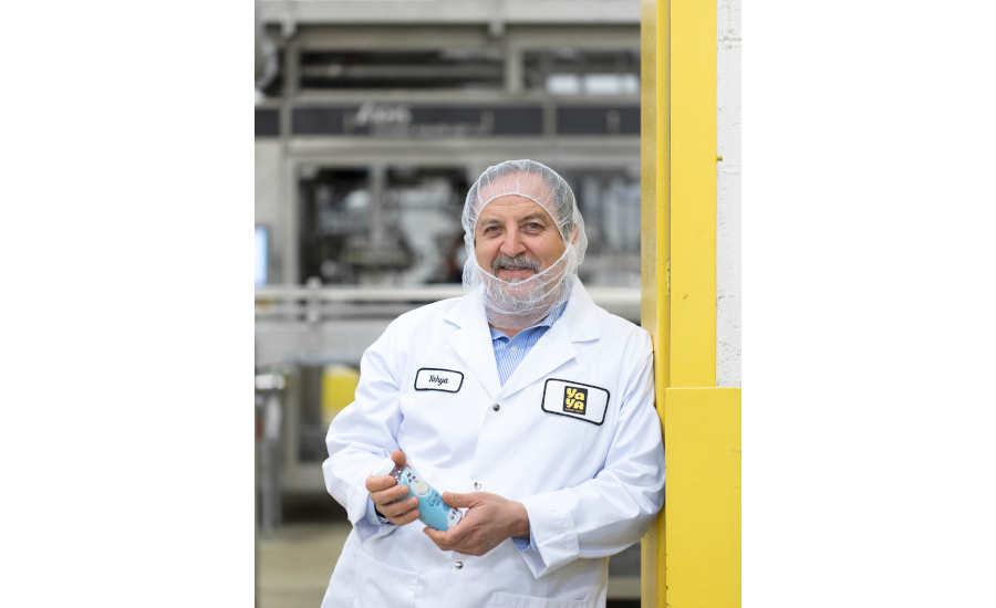 Yahya Abbas, President and CEO of Ya YA Foods