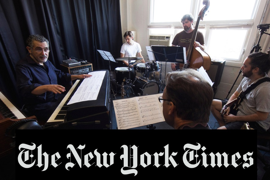 NY Times-Daniel Freiberg Brings New Tunes and New Group to the White Plains Jazz Festival 881x587-wLogo.jpg