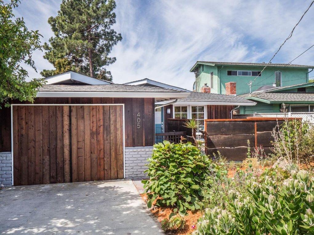 405 Dufour Street, Santa Cruz - Represented Buyer