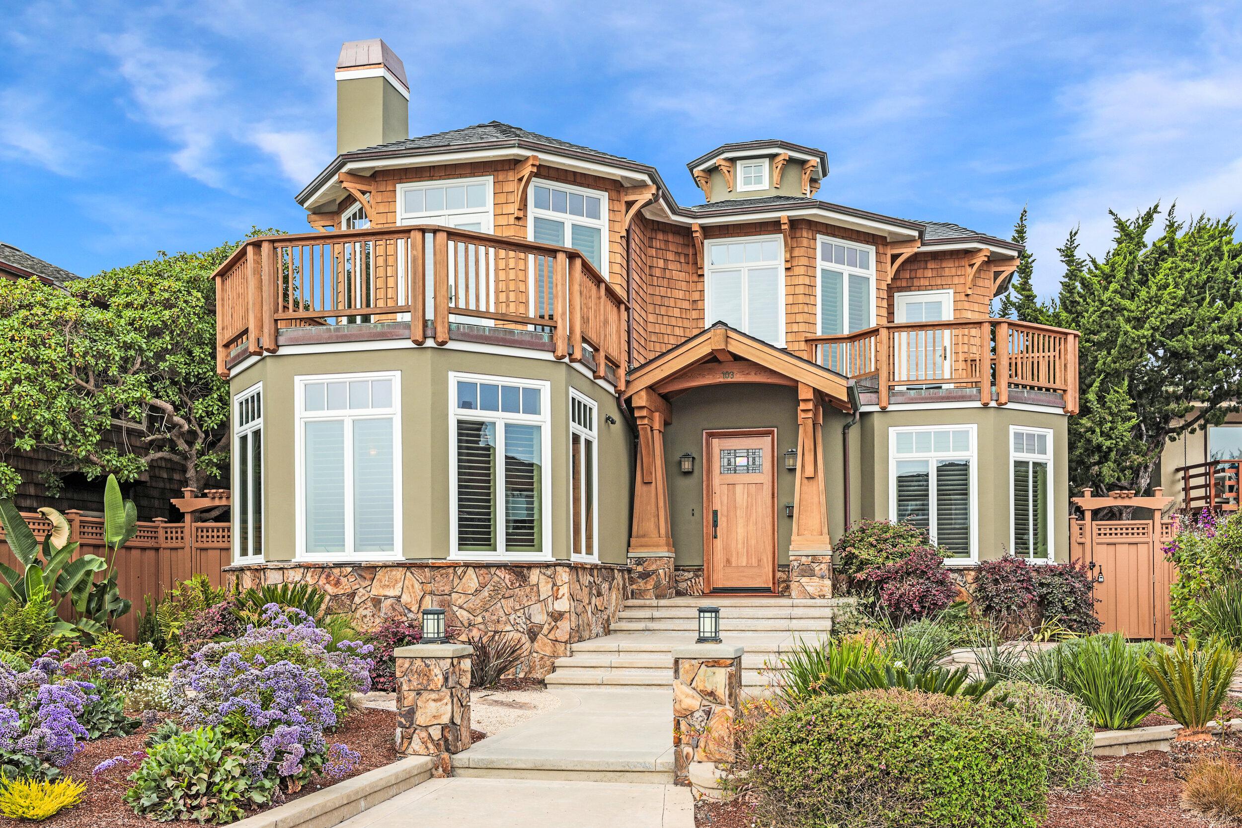 103 Auburn Ave, Santa Cruz - Asking $3,699,000
