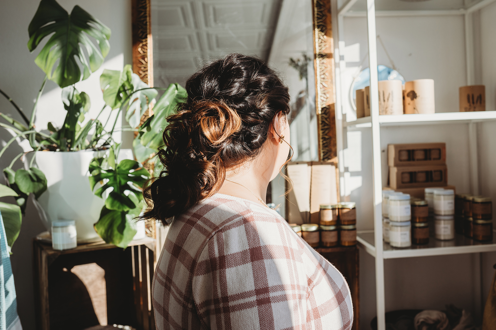 Updos at Maynard Salon Hair in Harmony