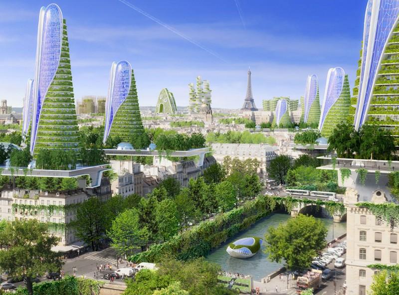 Build me a city -