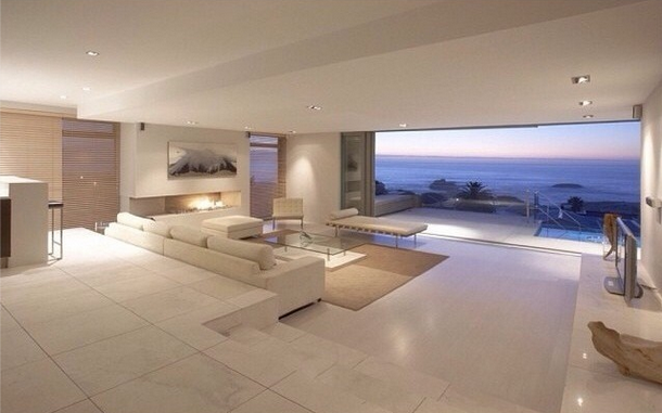 Examples of a perfect home. It has ventilation, natural light, ton of space, and is spotless clean.