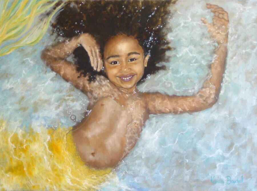 Kendra Boychuk:  Painting/Oil and Pastel  953 Harvard