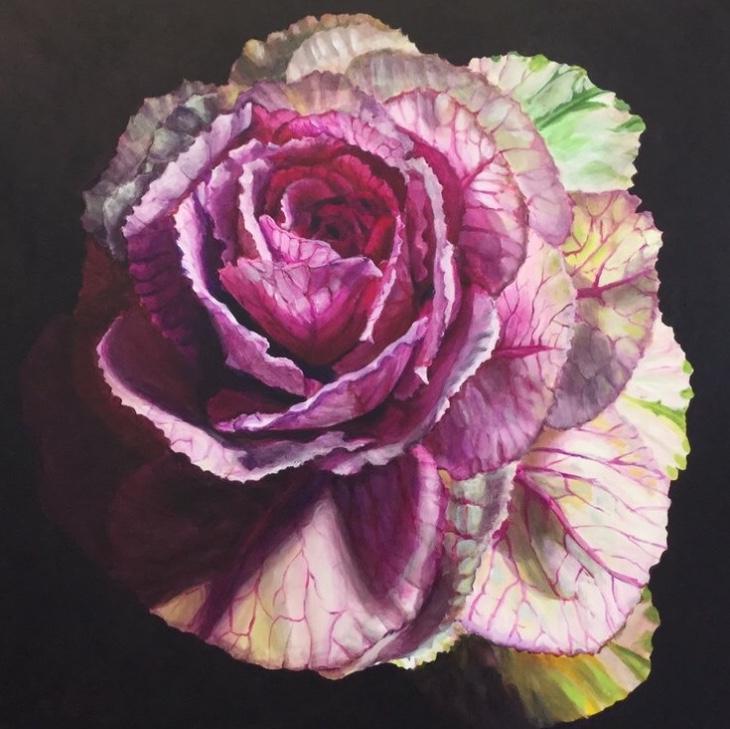 Cynthia Davis  :Painting/Acrylic  5726 Sherbrooke