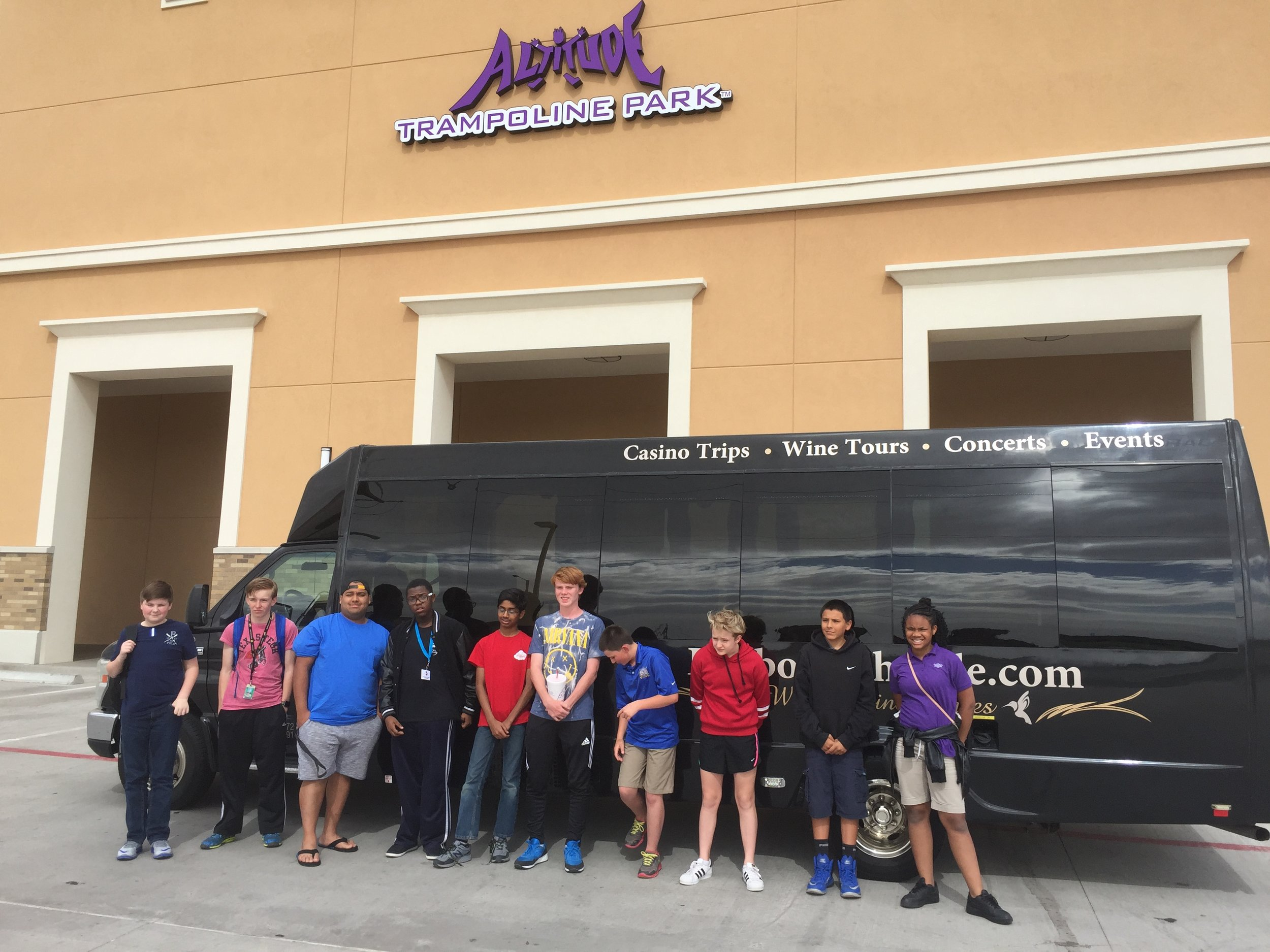 Young Innovators Sponsored by The Lubbock Chamber of Commerce