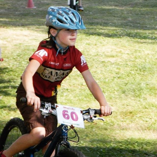 Flashback to 2012 when this little ripper was one of our regular #pdxshorttrack kids racers.  Seven years later, she hasn't let up and - currently going 5/5 in the Cat 3 Women 14-18 -  she is on track to take her third consecutive series title in the junior women group. Way to go, @sascha.knight! And way to go, @nitrorc.ed and all the other dads and moms who have been bringing out their kids to the races and kept encouraging them along the way.  photos by @nitroed and @vduongv  #tbt #2012  #justshowup #justkeepatit #keeponkeepingon