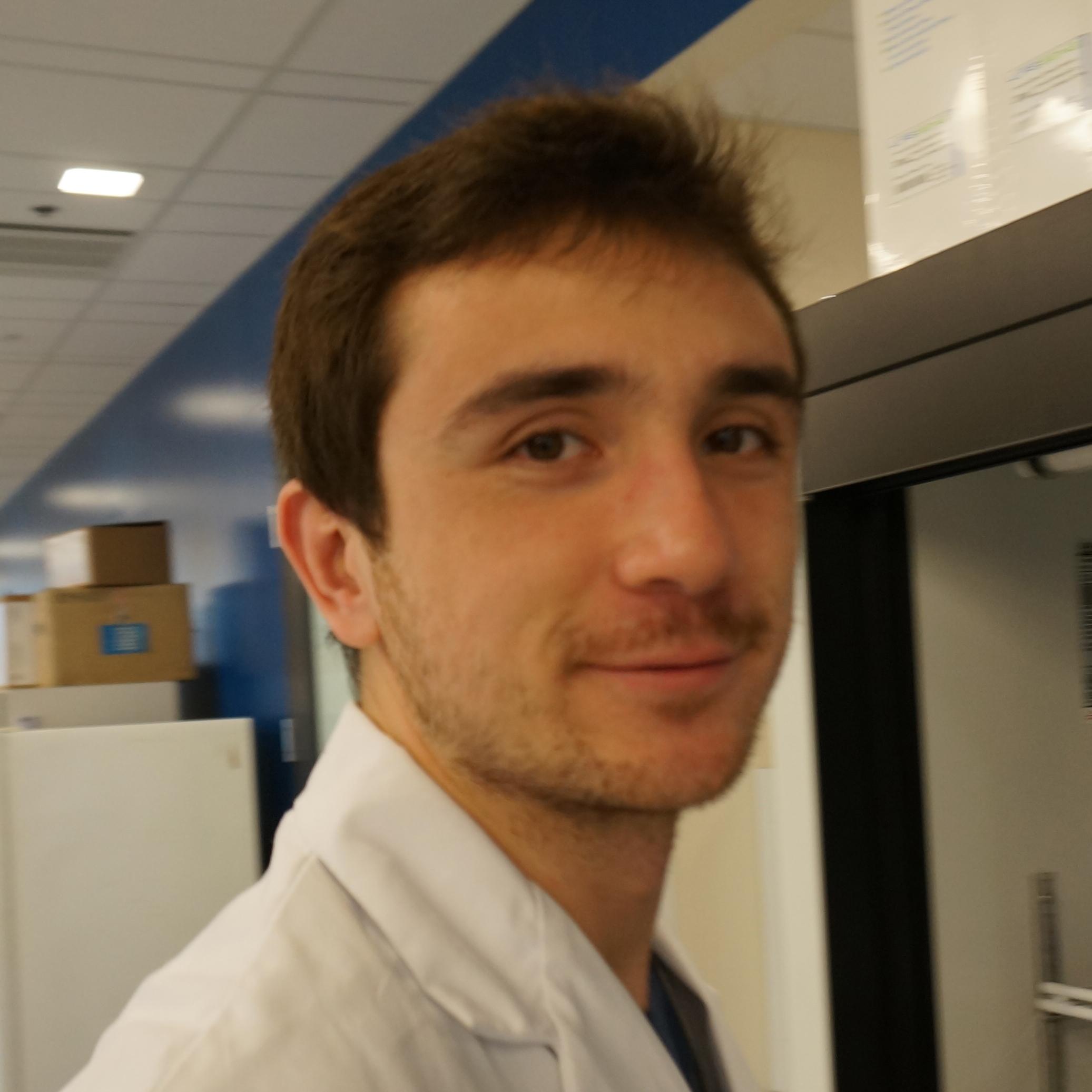 Jordan Lin (Graduate Student)
