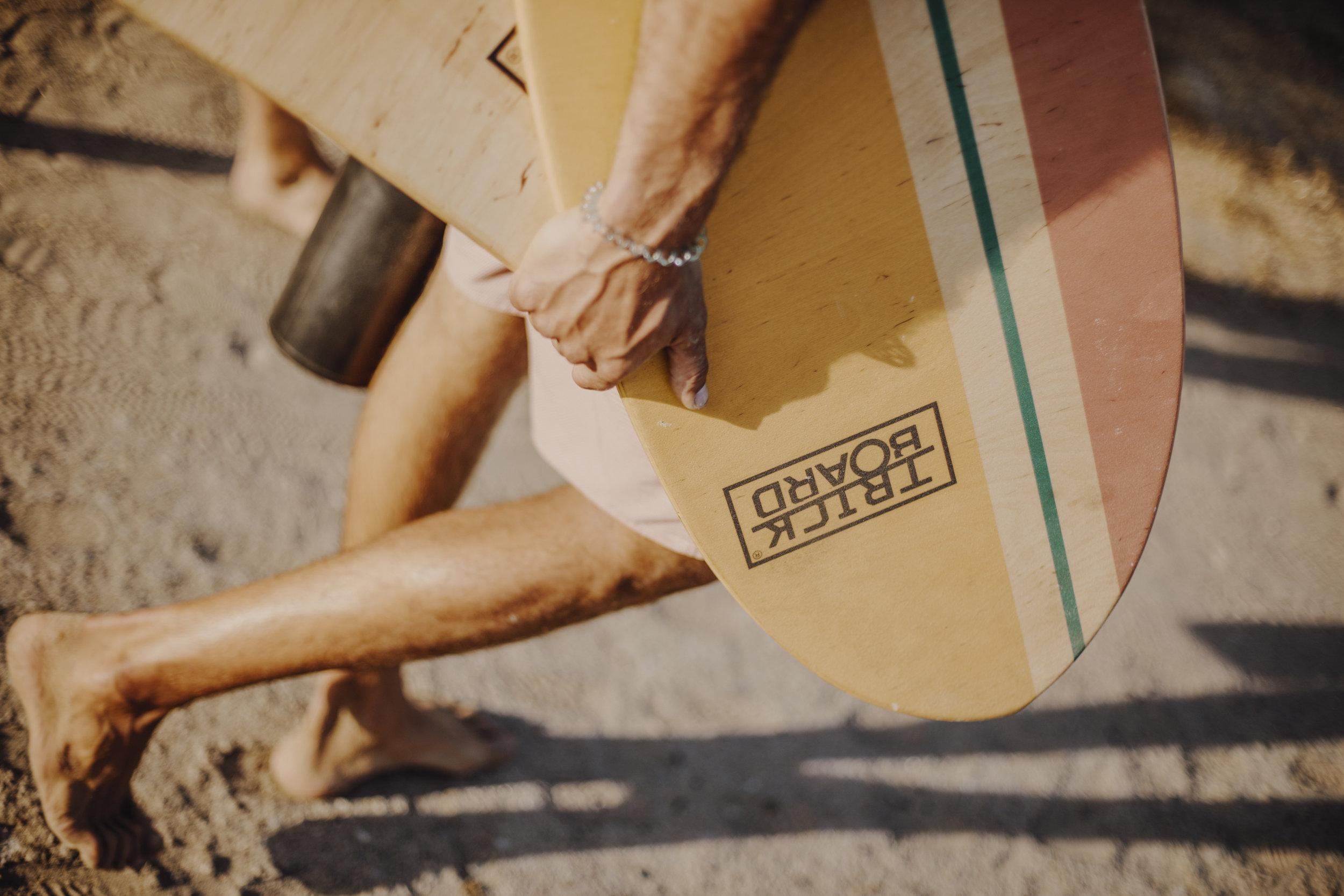 Trickboard Rocker Surf Balance Board Balance Trainer
