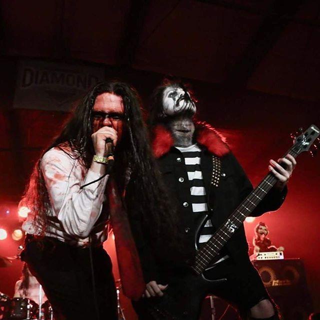 Happy birthday Chase and Colton!! Go show them bois some love!  #metal #metalhead #band #metalband #heavymetal #thrashmetal #numetal #groovemetal #tulsa #tulsaband #oklahoma #oklahomametal #vocals #bass #guitar #drums #makeup #lessthanhuman