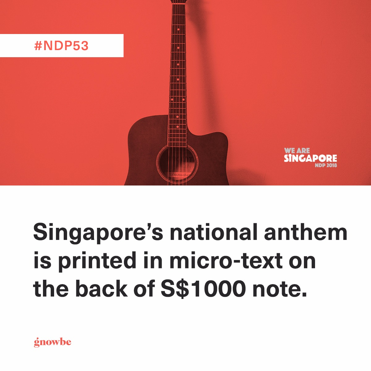 We Are Singapore Ndp 2018 Gnowbe Learn