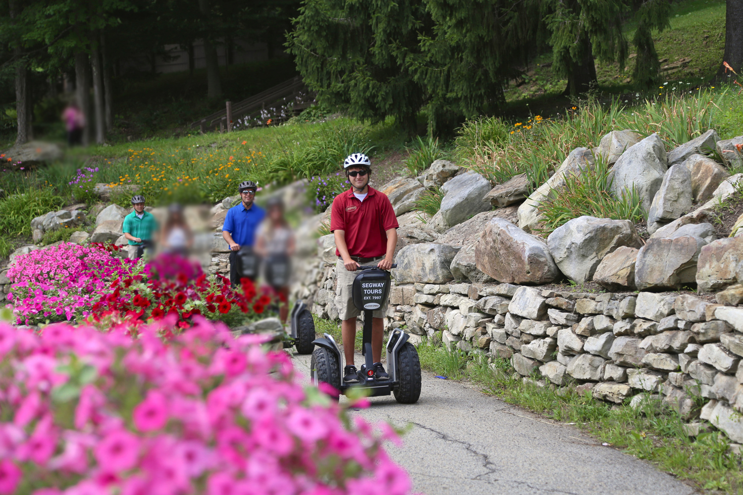<strong>Segway Tours</strong>
