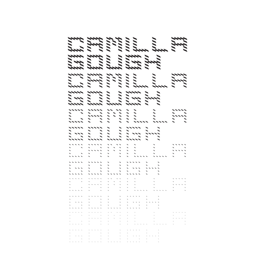 Camilla Gough is one of Melbourne's most progressive contemporary sculptor and jewellers.