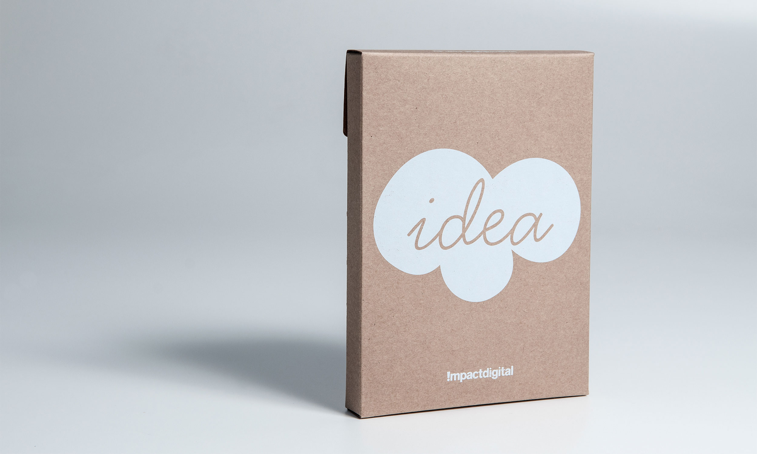Impact Digital: Idea Promotional material  view case study