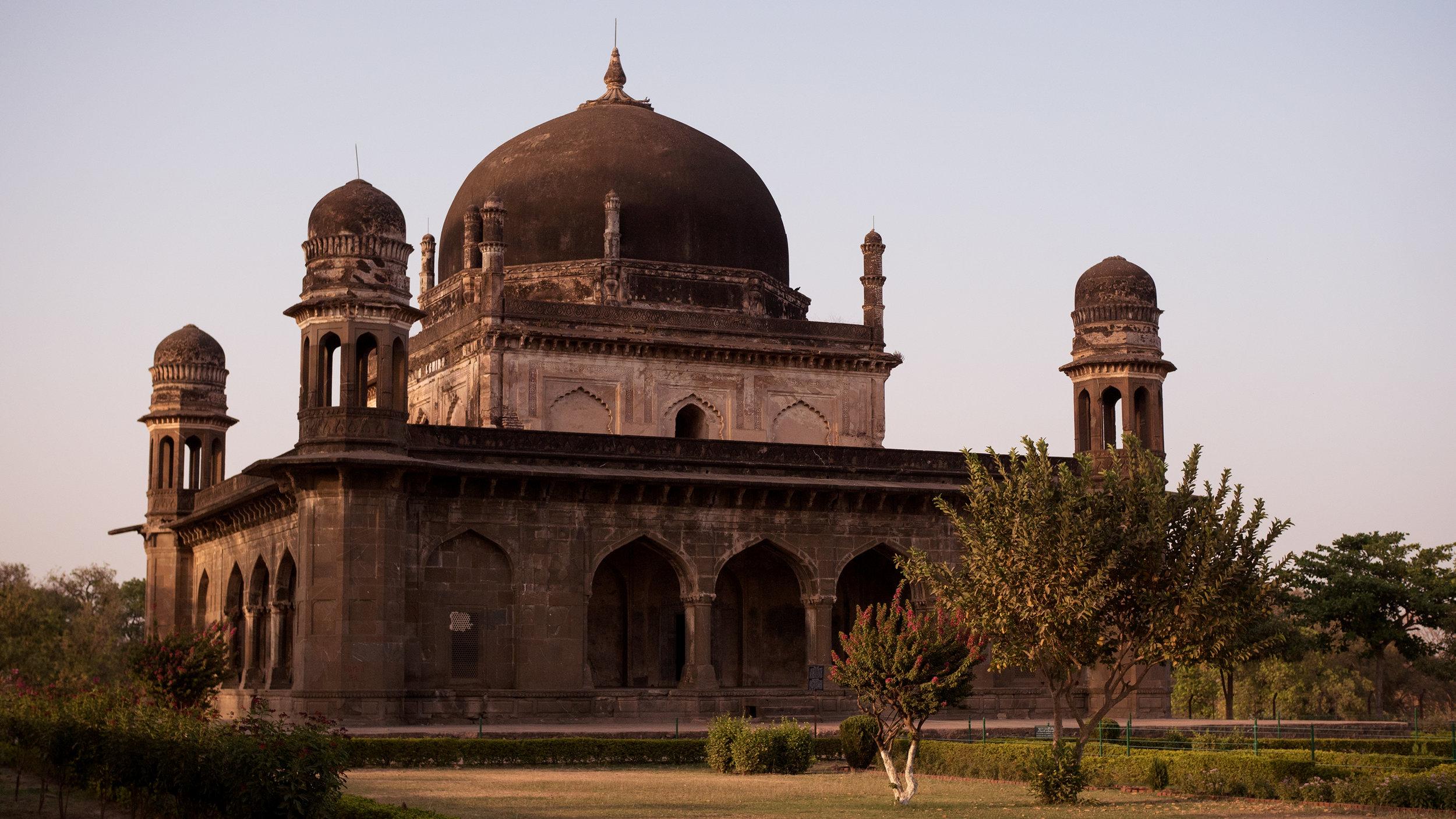 The 'Black Taj'