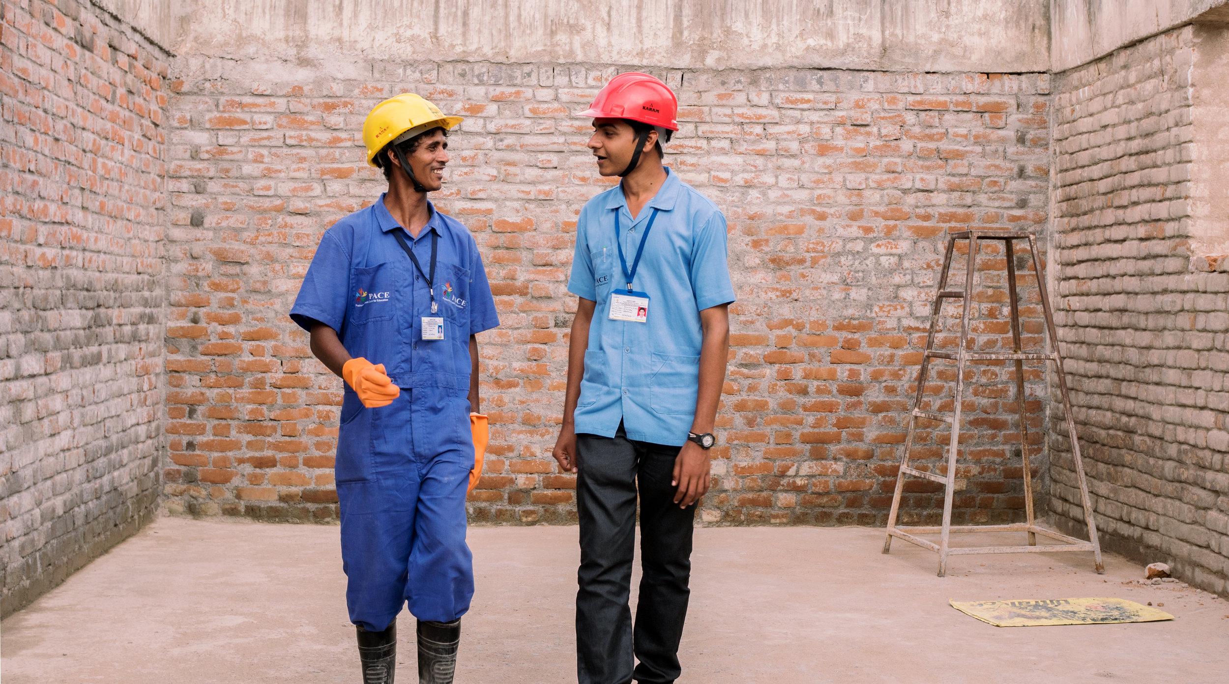 Pratham Institute for Vocational Training - October 2017 - Chhattisgarh