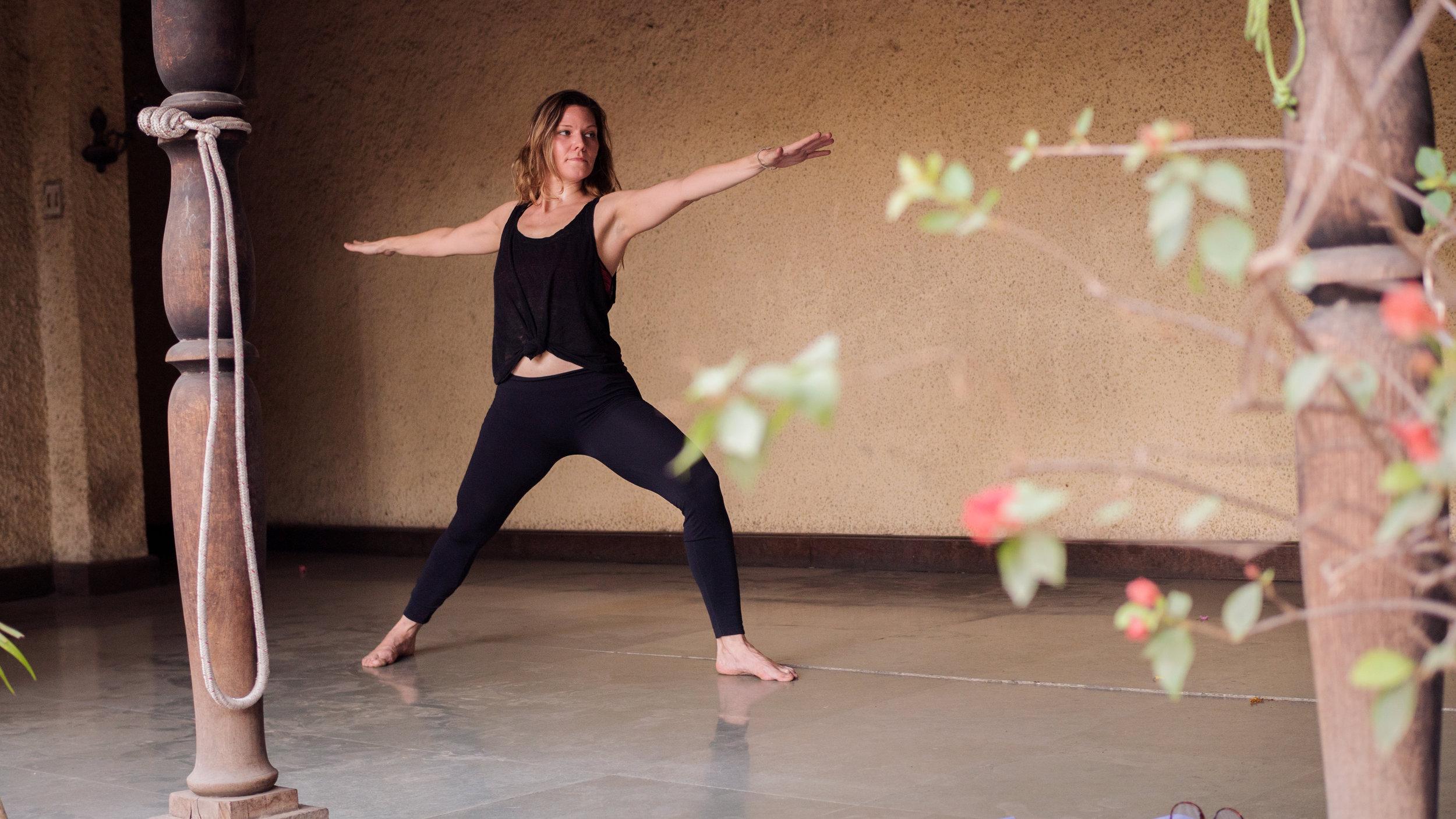 Yoga Portfolio - Pune
