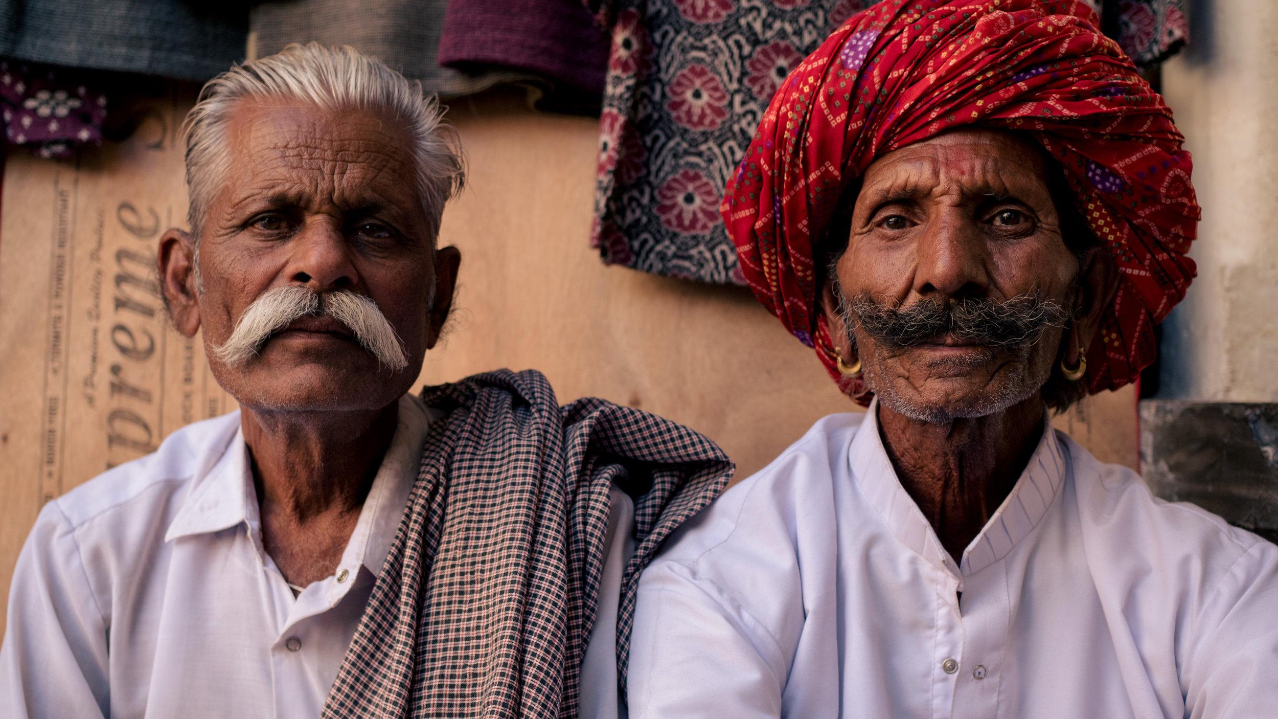 Salt & Pepper (Pushkar, Rajasthan)