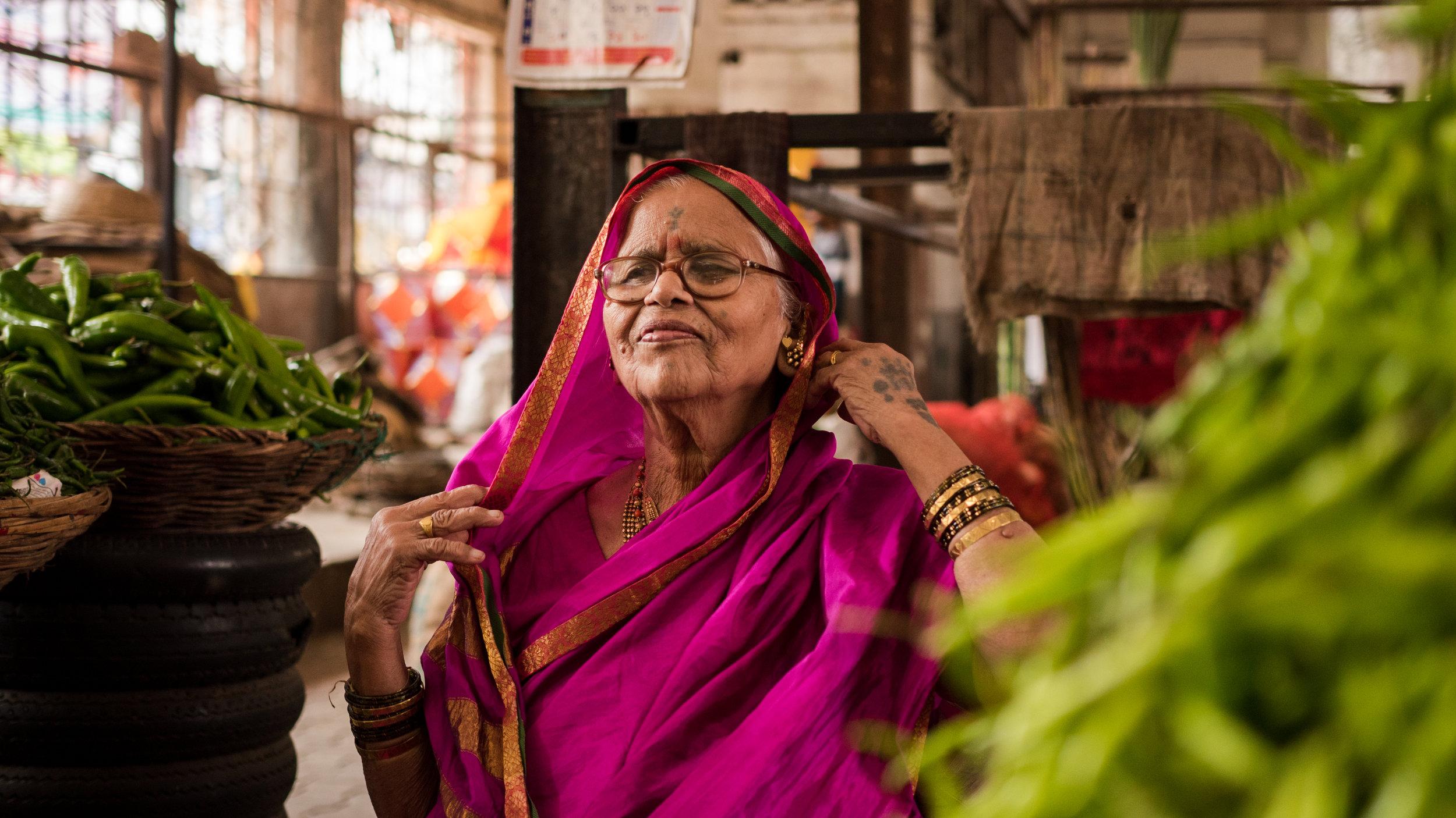Feeling Myself (Mahatma Jyotiba Phule Mandai, Pune, Maharashtra)