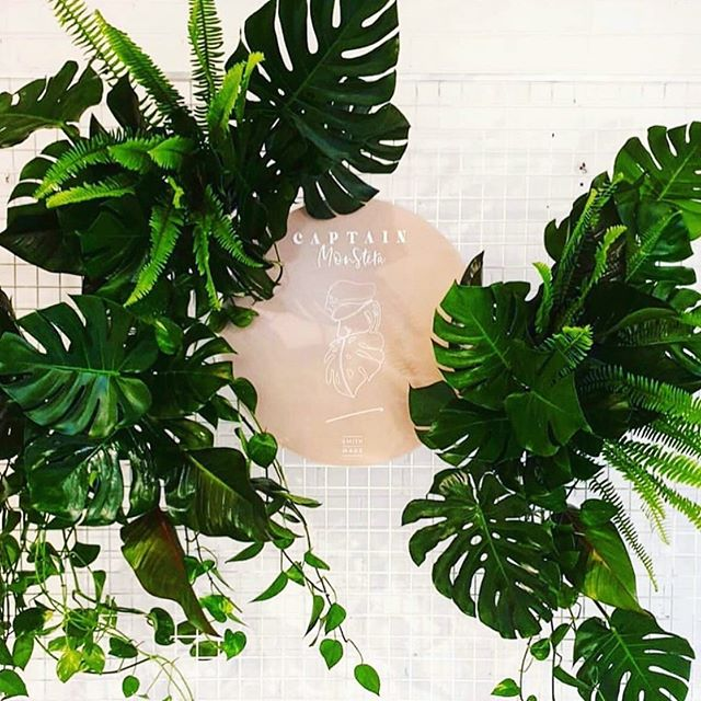 Last night we were thrilled to attend the launch of @captainmonstera - a genius new business that lets you choose a mature plant, select a pot, and have it delivered to your door, potted! Indoor greenery just got waaaay easier! 🌿Check out the pop up store at @smith.made. . #winacaptainsplant #indoorgreenery #indoorplants #greenery #stylingwithplants #interiorstyling #interiordecor #interiors #coastalstyle #coastaldecor #interiordecorating #monstera #plants #indoorgardening