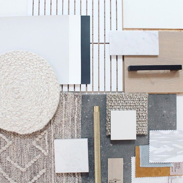 Texture and colour Palette Play... mixing up options for our #projectjudithst knockdown rebuild, evoking a coastal vibe that is equal parts classic and contemporary. 🐚 . Did you know that we can specify everything in a new build - from tiles to tapware, carpet to cabinetry colour and soooo much more? So you can steal your weekends back! 😀 . . #tiles #palette #newbuild #knockdownrebuild #homebuild #buildingahouse #colourpalette #texture #interiors #interiordesign #homedesign #dreamhome #coastal #coastalstyle #coastalhome #coastaldecor #coastalliving #carpet #homeinspo #renovation #homerenovation #homedecor
