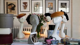 Prudence Millinery – hat designer to the Queen