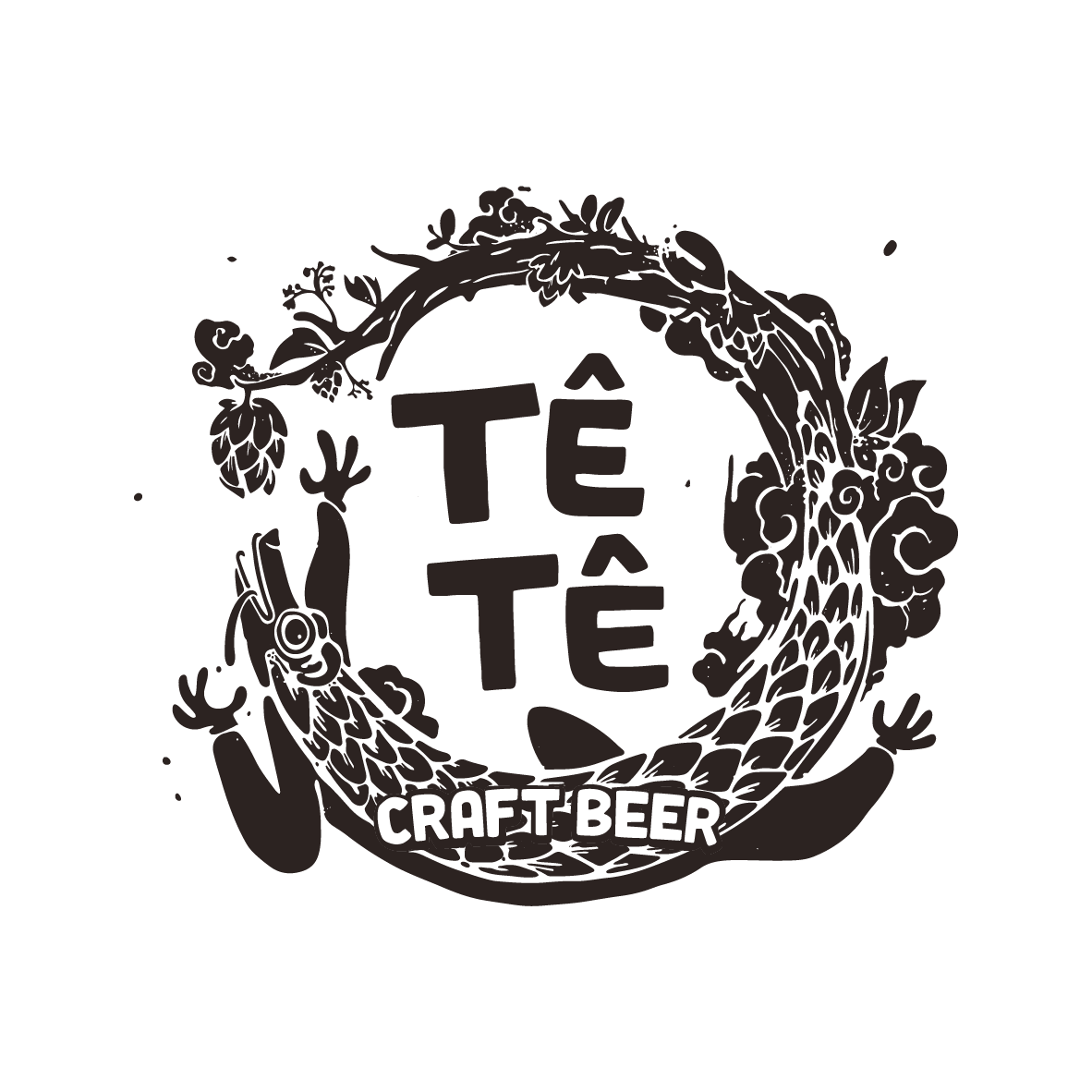 Tê Tê Craft Beer - Tê Tê Brewing is inspired by the idea of classic craft beers with a twist for Vietnamese culture and climate. Our beer is unfiltered and unpasteurized, keeping all the good stuff inside.