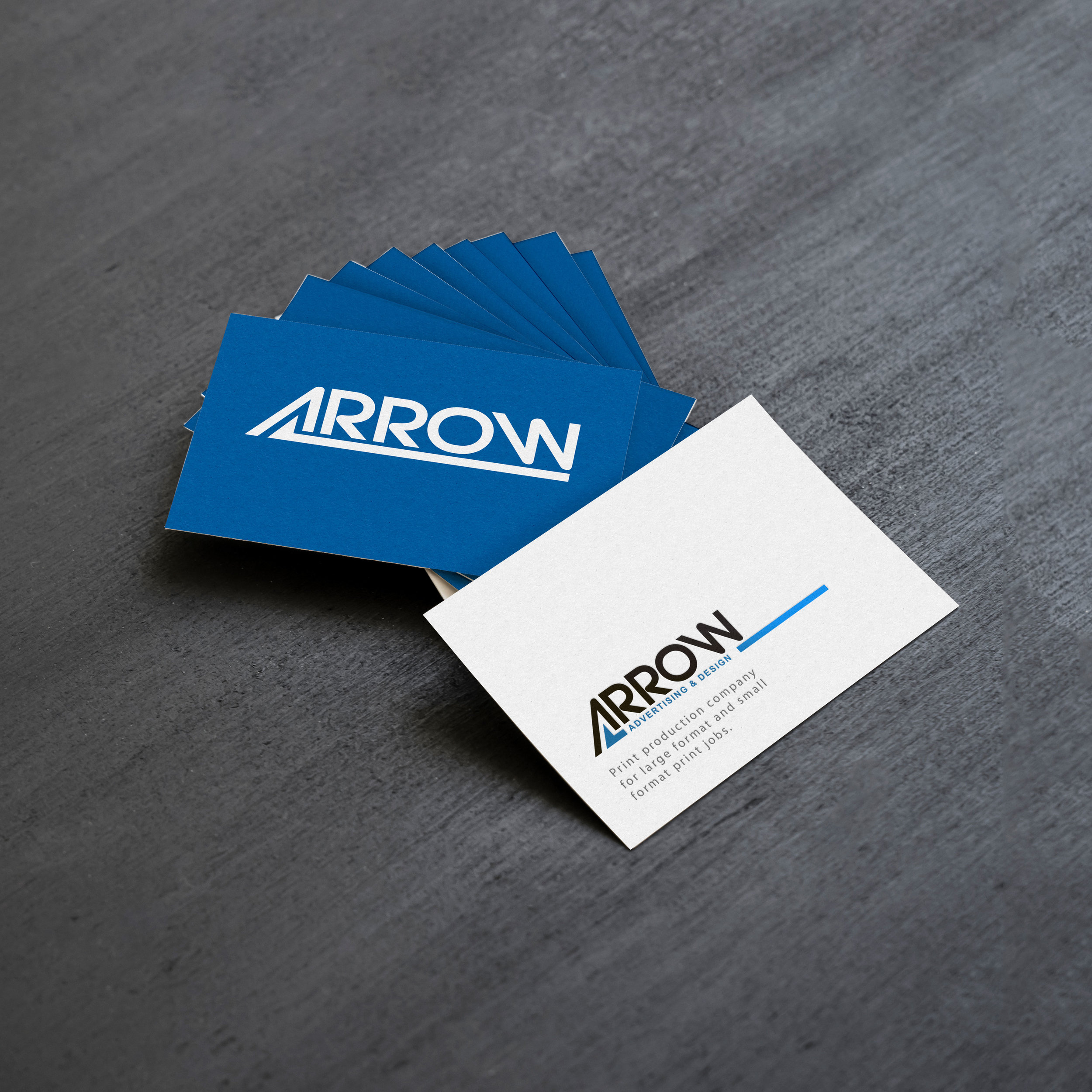 Arrow Printing - Arrow Printing is a print production company for large format and small format print jobs. Whether it's for your home office or showroom we produce your prints in the desired format. From a canvas photo frame to a huge backdrop. Some of the most common things we do are: canvas frames, backdrops, Standees, Menu's, neon signage, company signage, wristband, label printing, flyers, stickers, wallpapers, acrylic displays and other Point-Of-Sale-Material.