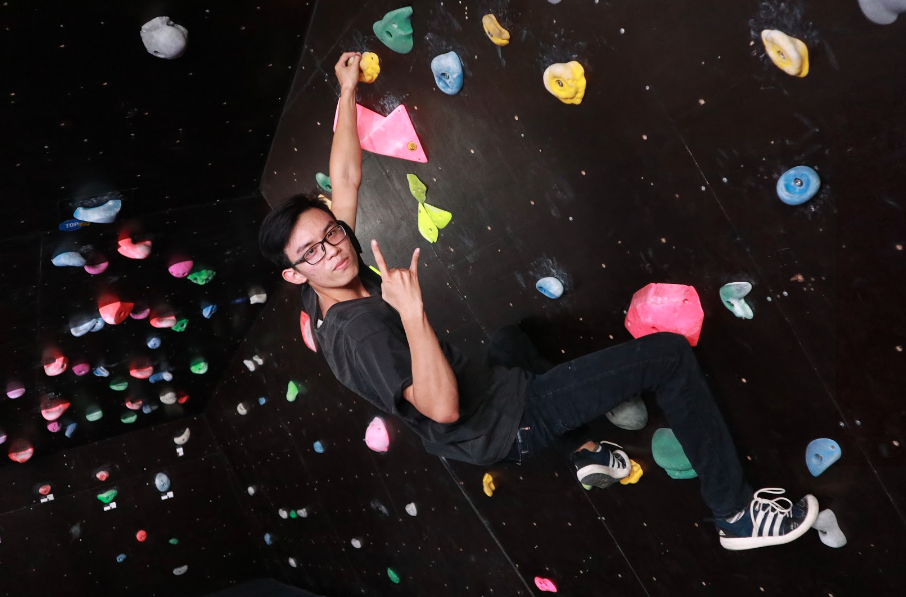 Duy Minh Nguyen - Rock Climbing Instructor (Level 1)