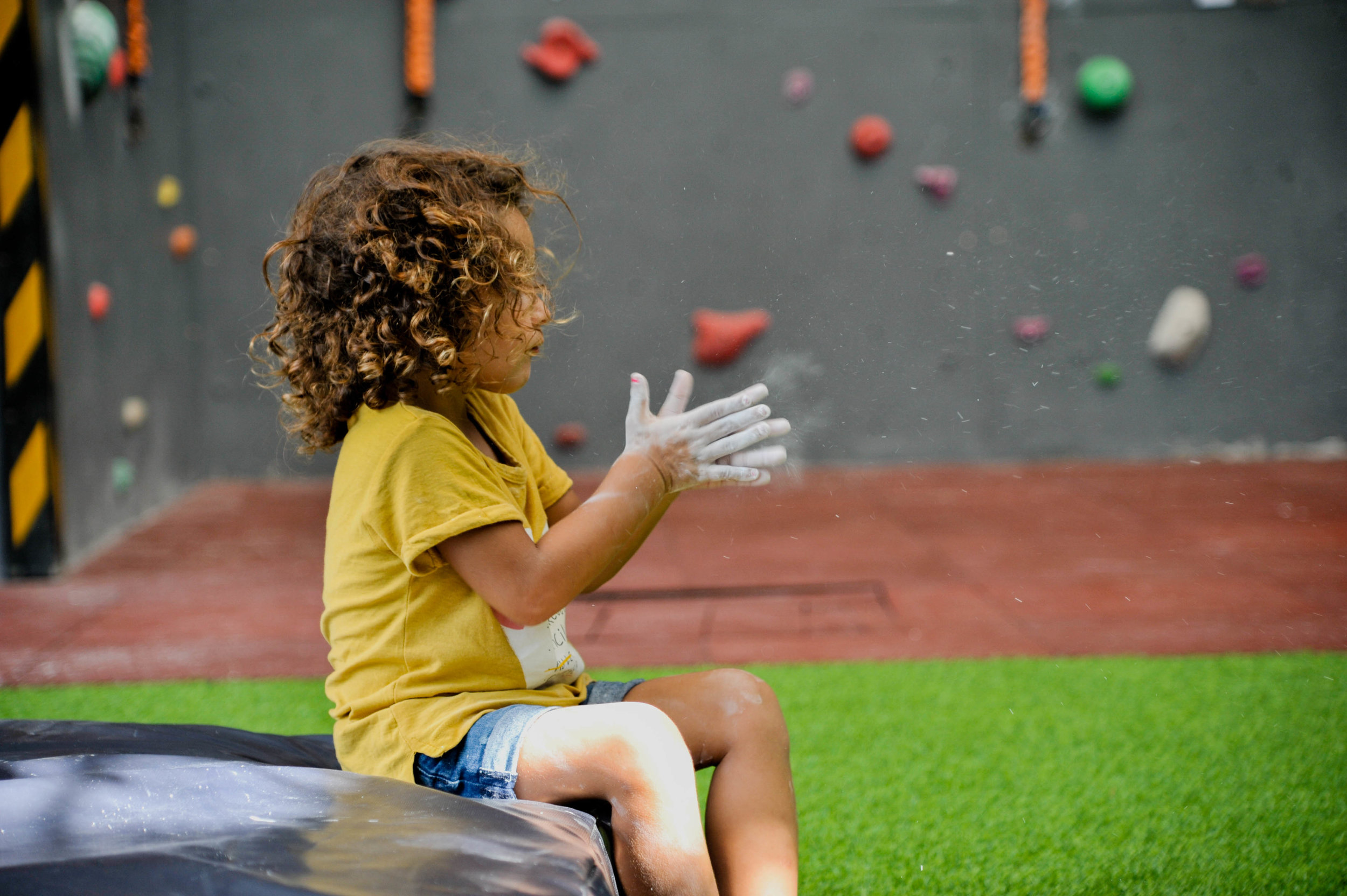 SUMMER CAMP 2019 includes: - 1. Month membership for 2 people: kid and 1 guardian/parentDates: 03 of July to 31 of july,from Tue-sunfrom 10am to 4pm.gear for kid is includedfor guardian /parent- 50k (shoes + harness)2. 4 lessons with instructors where kid's will learn basics of climbing:* Kid's yoga* safety rues & check*movements & TECHNIQUES on the wall* warm up EXERCISES*cool down* games & outdoor activities* summer climbing camp certificate of activity3. closing climbing party with photographer, presents and a lot of fun