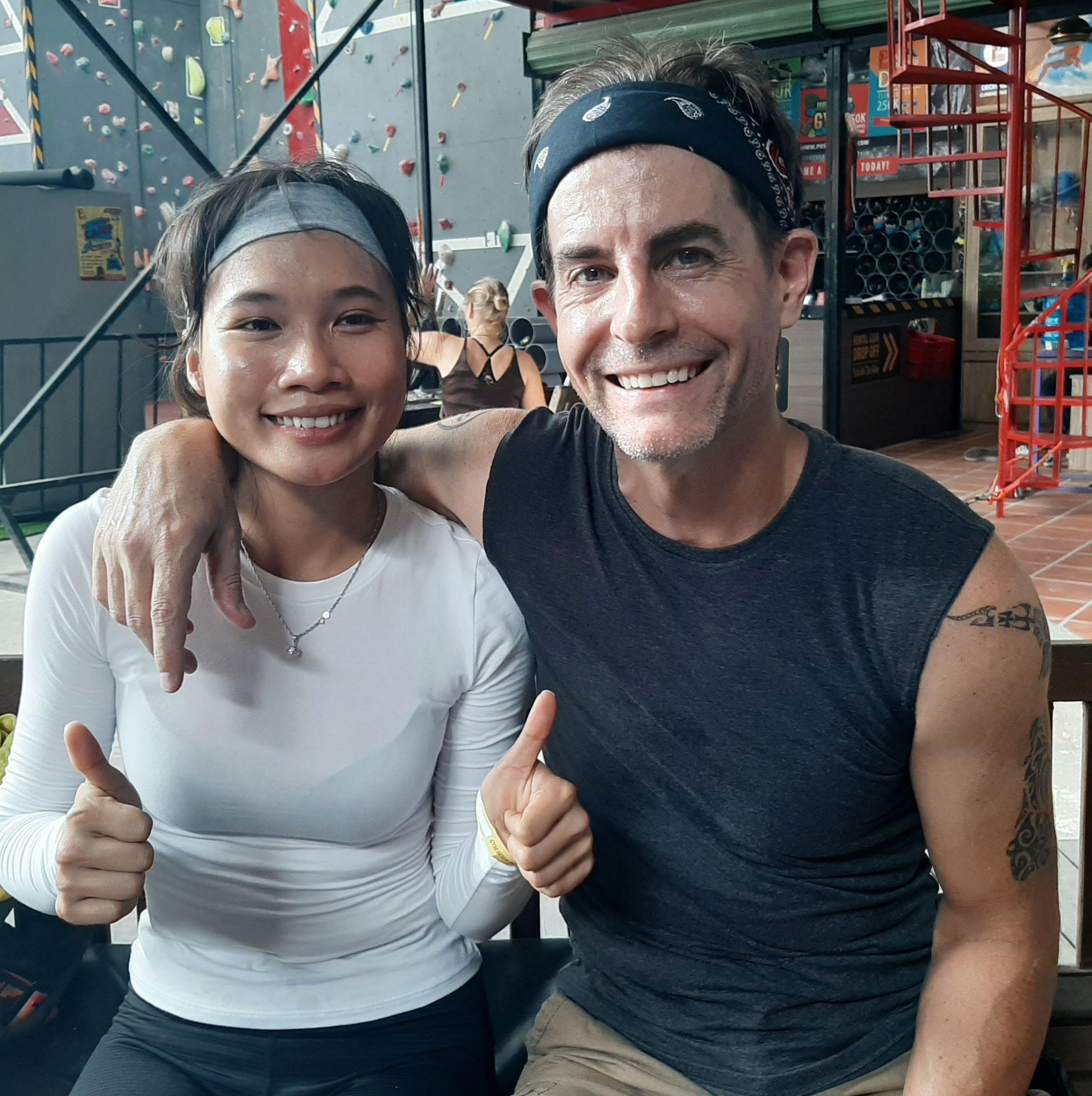 Ken and Nhien
