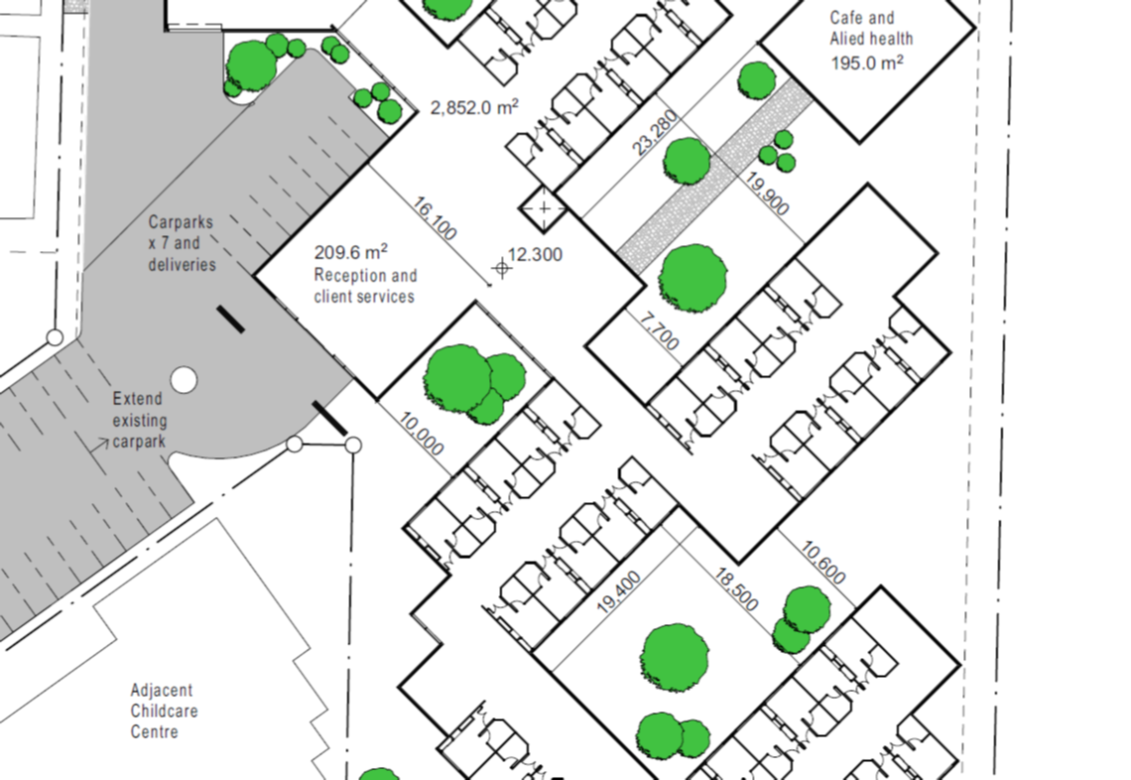 Rothwell Special Care 120 Beds 2015 Concept Exerpt.png