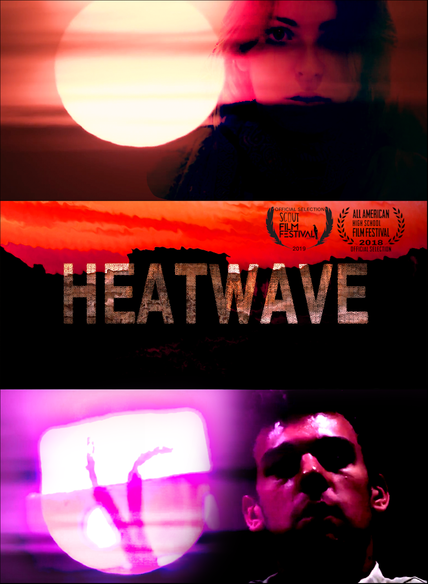 Heatwave - (drama)This is the way the world ends: with a bang...and a whimper.